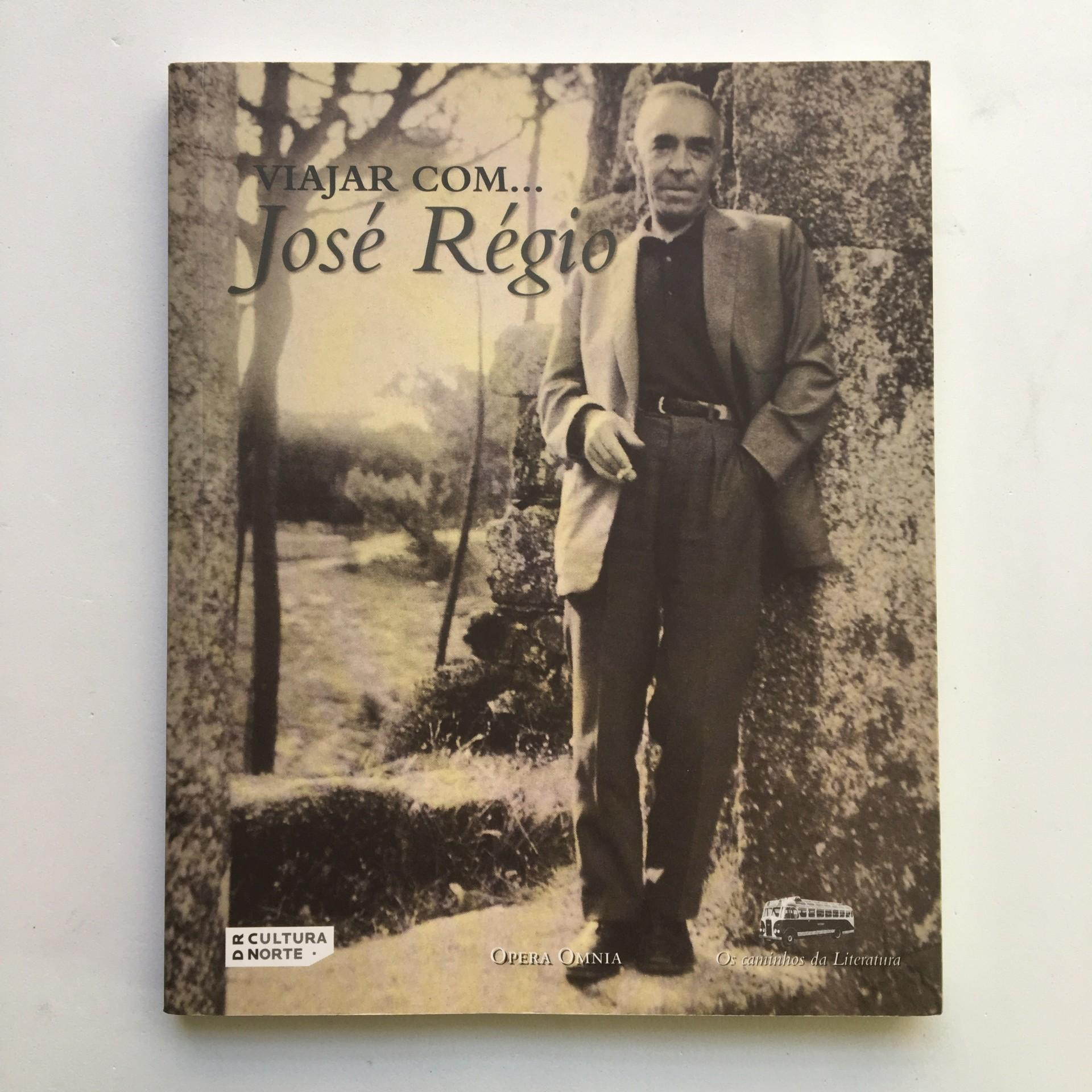 Viajar com José Régio