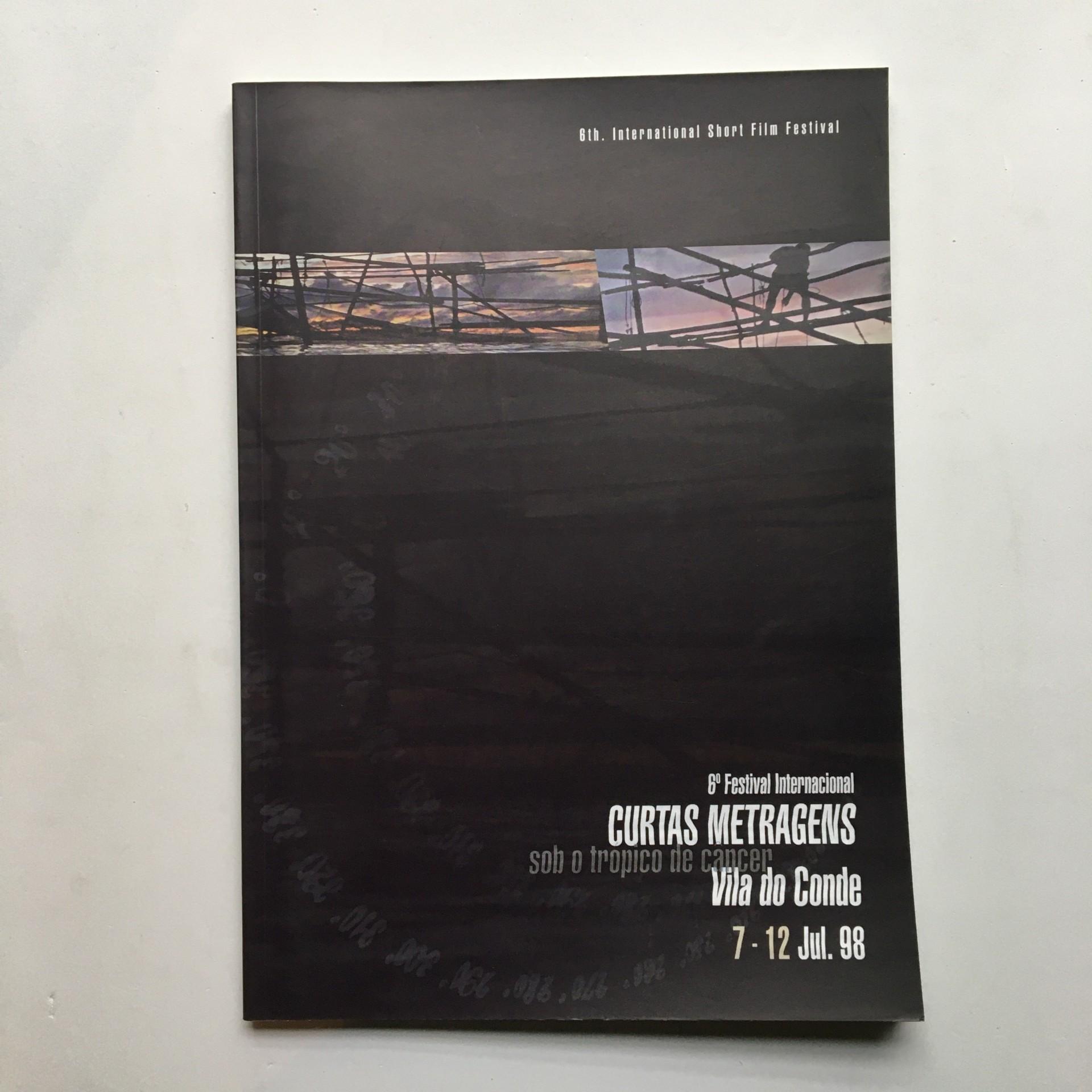 Catálogo 6º Curtas Vila do Conde