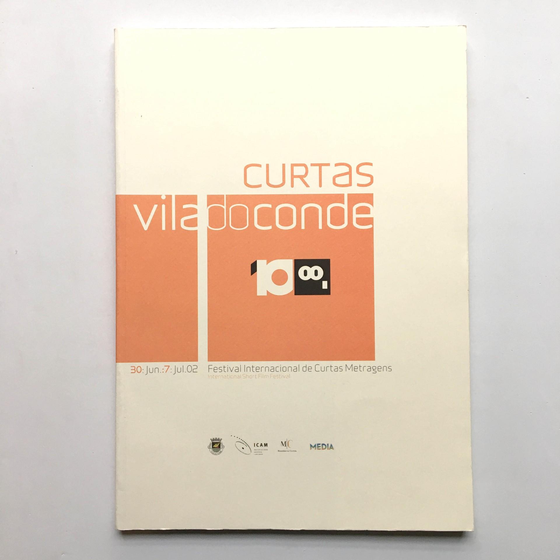 Catálogo 10º Curtas Vila do Conde