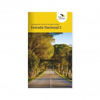 Portugal de Norte a Sul pela mítica Estrada Nacional 2 - 1ª edição