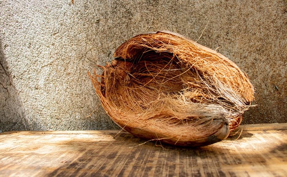 A química da fibra de coco
