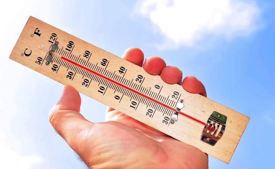 Como controlar a temperatura?