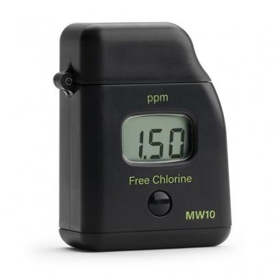 Medidor de Cloro MW10