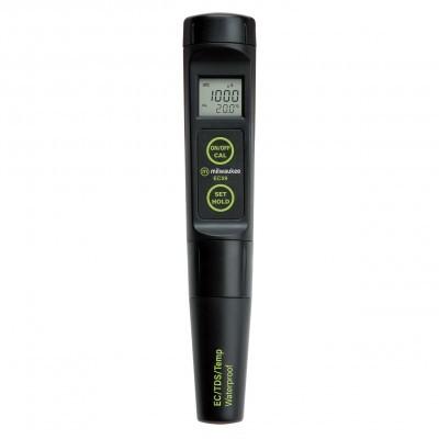 Medidor TDS + Temperatura + Condutividade Elétrica