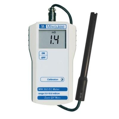 Medidor pH + Condutividade Elétrica
