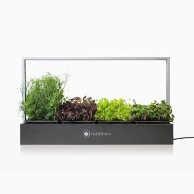 Sistema de cultivo de microgreens