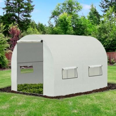 Estufa 295 x 200 x 190 cm - Branco