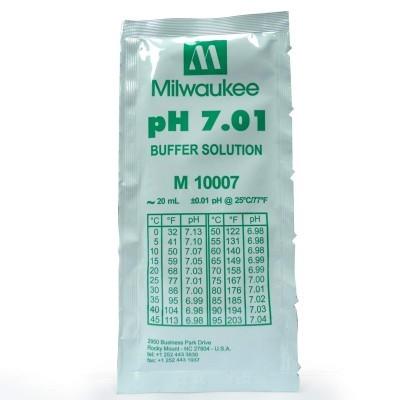 Solução calibração pH 7.01