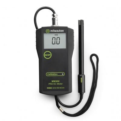 Medidor Condutividade Elétrica com Sonda