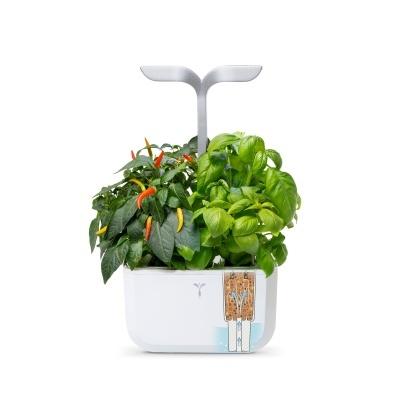 Mini Horta Urbana - Smart Edition Branca