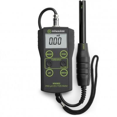 Medidor Combo PH / EC MW802
