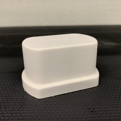 Tampão amovível para perfil furado 49 mm