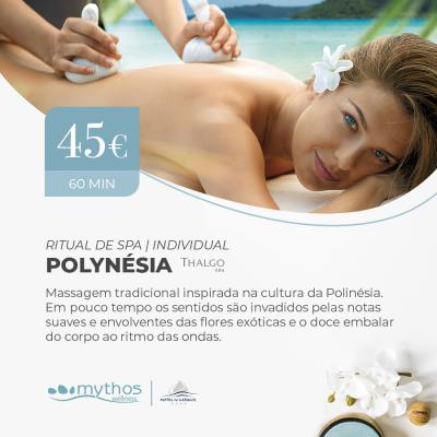 Massagem Polynésia Thalgo