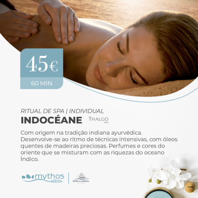 Massagem Indoceane Thalgo