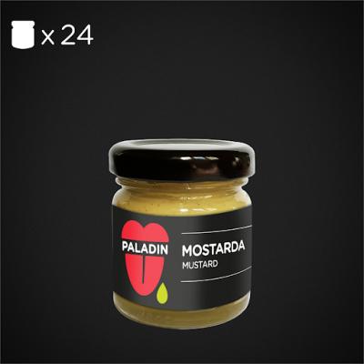 MOSTARDA VIDRO 24X31GR