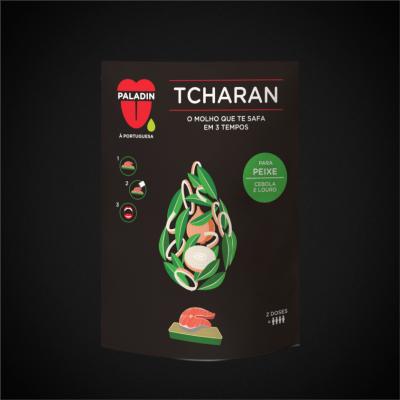 TCHARAN PARA PEIXE - MOLHO CEBOLA E LOURO   2x75g