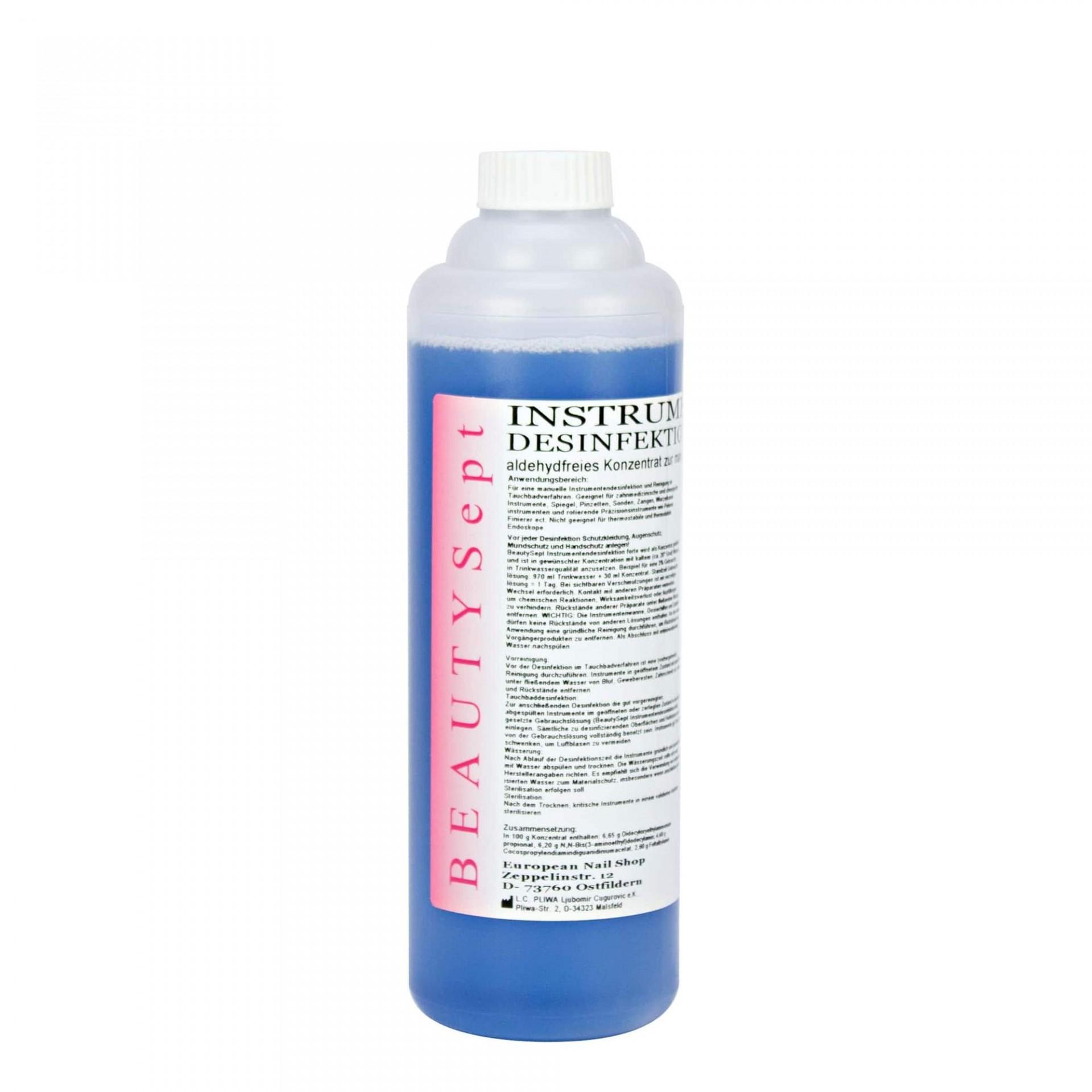 Desinfectante Forte para utensílios