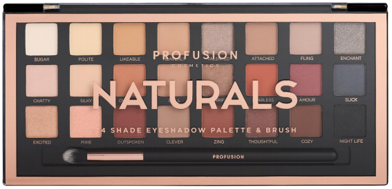 """PROFUSION - Artistry Palette """"Naturals"""""""