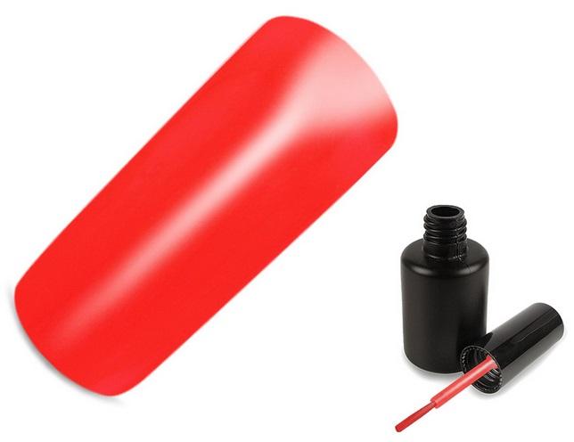 Verniz Gel V008 - Neon Flame red