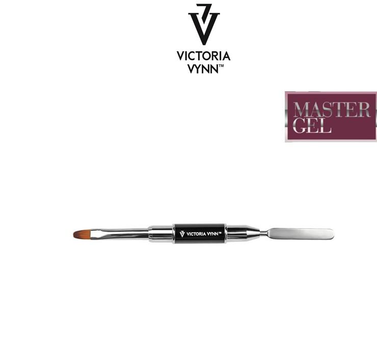 Pincel e espátula para Mastergel Victoria Vynn