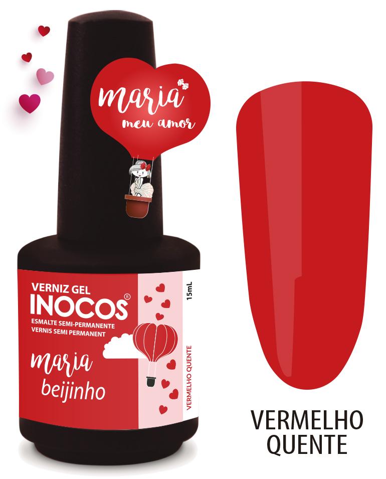 Verniz Gel Inocos - Maria Beijinho (101)