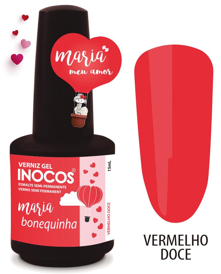 Verniz Gel Inocos - Maria Bonequinha (99)