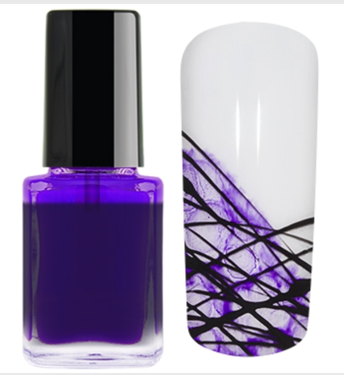 Nail Ink Crazy For... Roxo