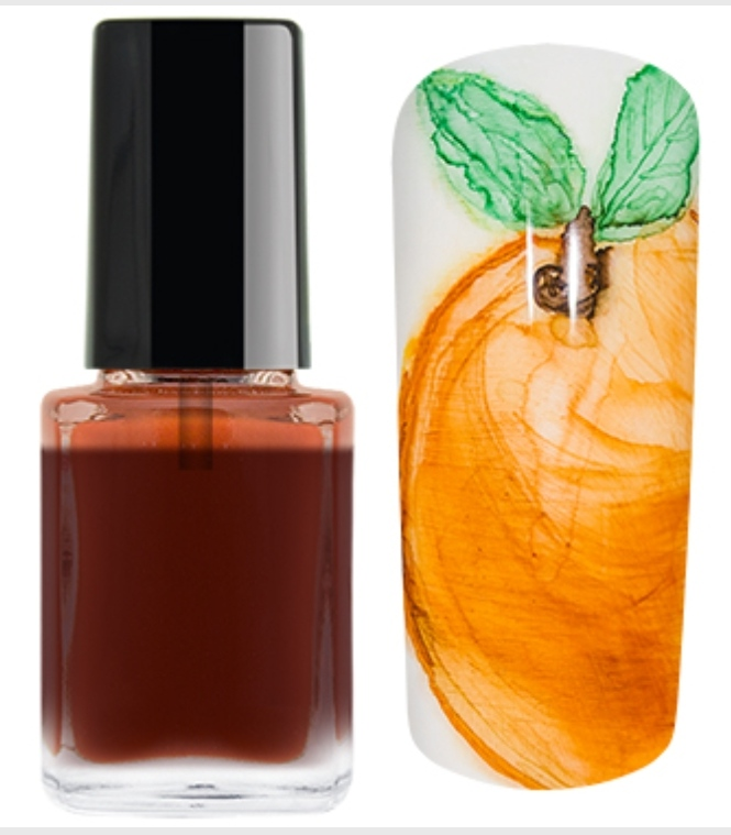 Nail Ink Crazy For... Laranja