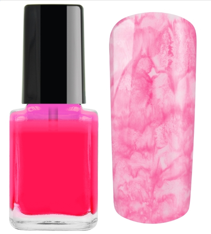 Nail Ink Crazy For... Rosa Neon