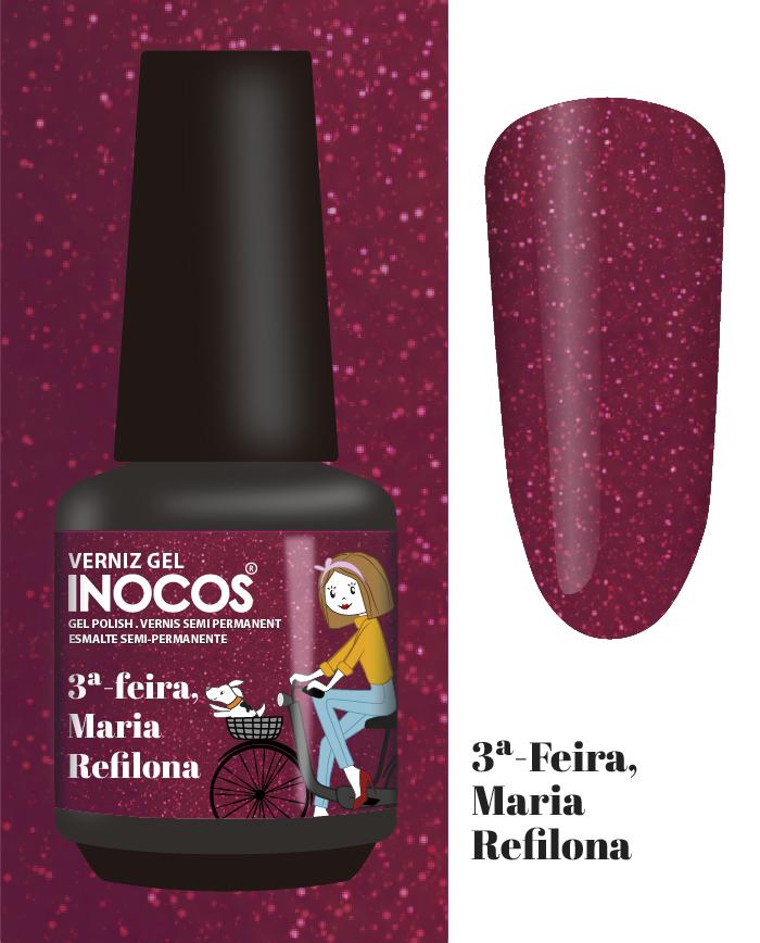 Verniz Gel Inocos - 3ª Feira - Maria Refilona (162)