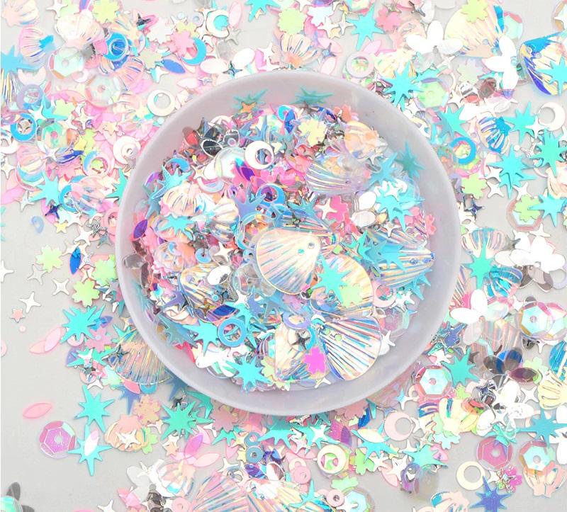 Confettis Conchas