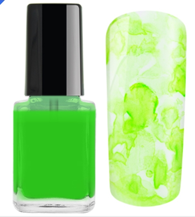 Nail Ink Crazy For... Verde Neon