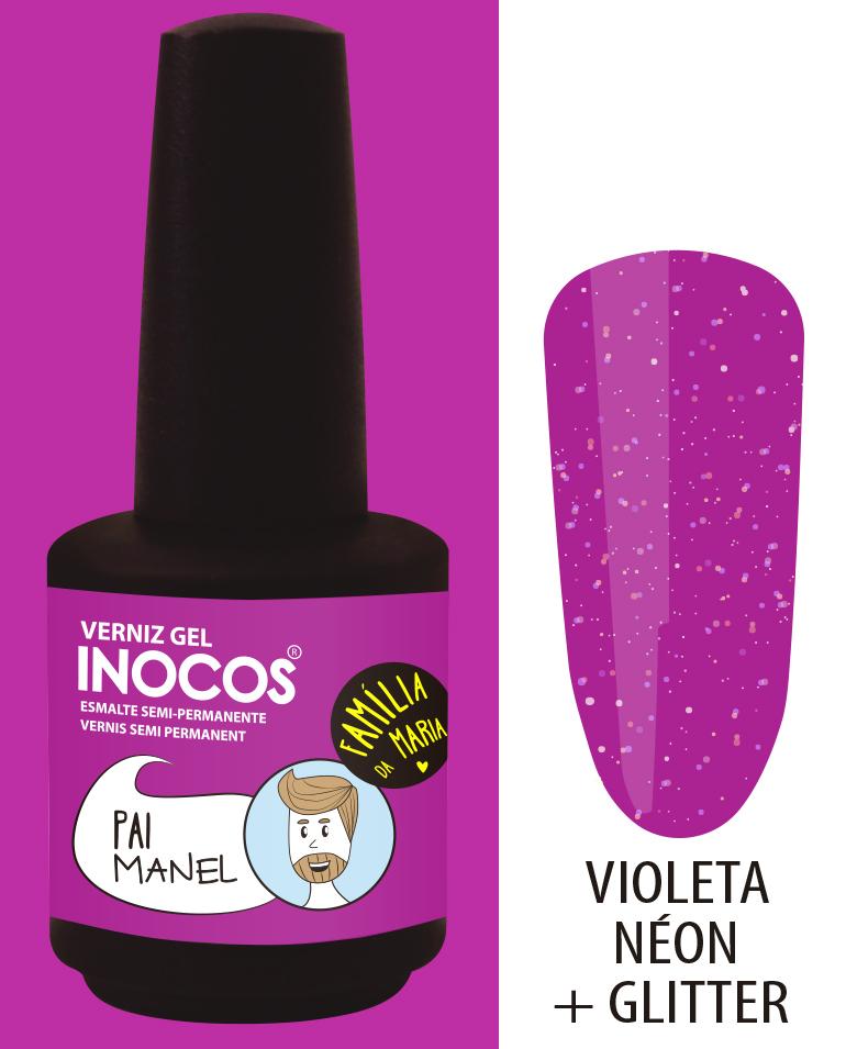 Verniz Gel Inocos - Pai Manel (140)