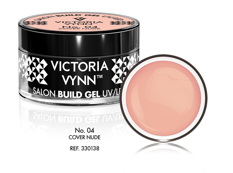 Gel de Construção Victoria Vynn n.º04 - Cover Nude