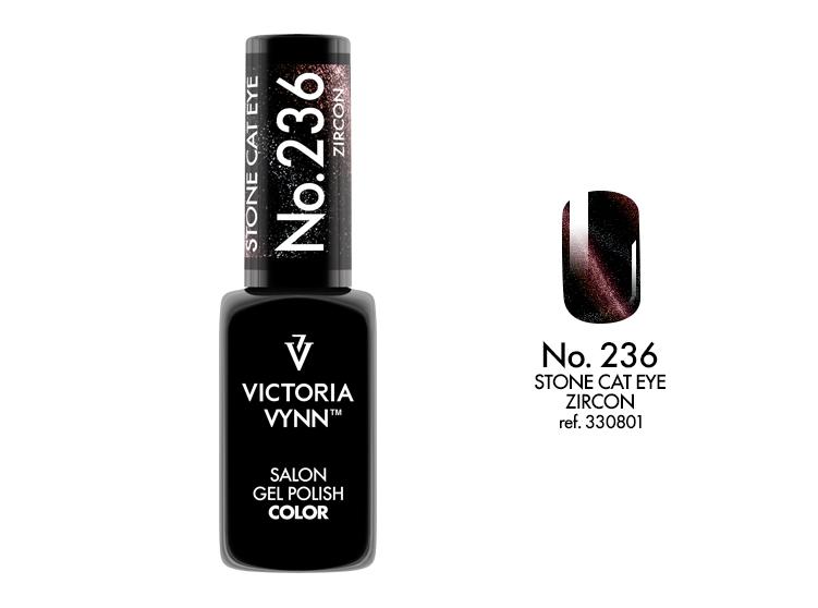"""Victoria Vynn Polish Gel """"Stone Cat Eye"""" - 236"""