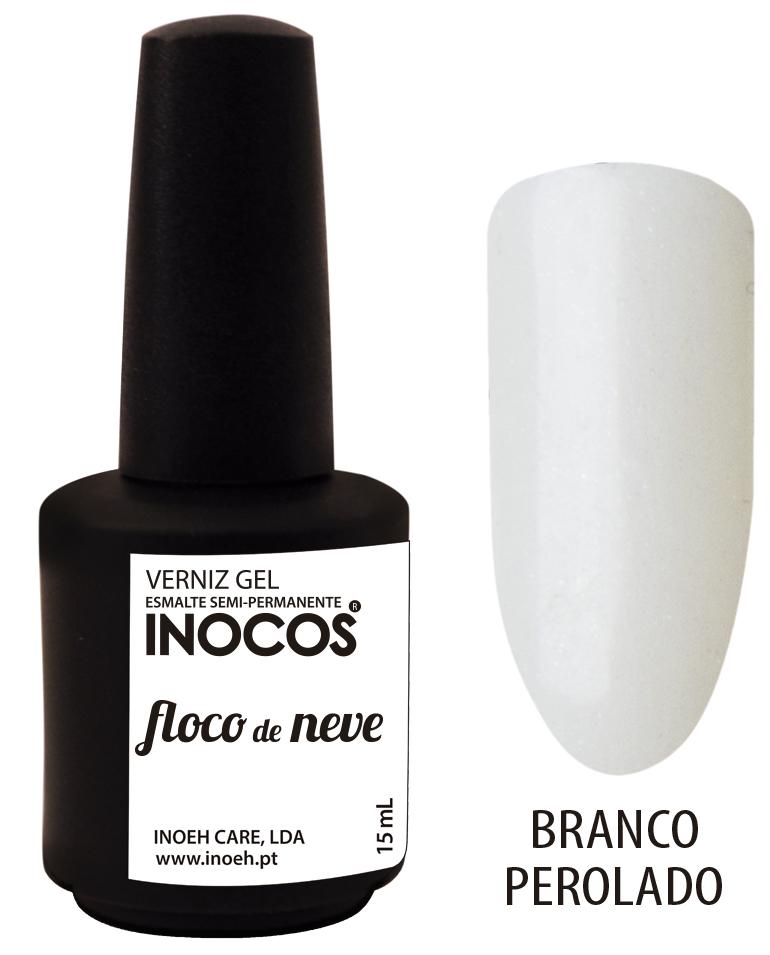 Verniz Gel Inocos - Floco de Neve (3)