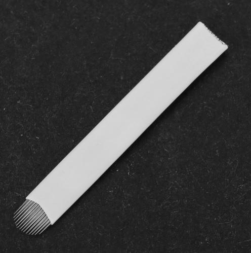 Lâmina 12 em U para Microblading