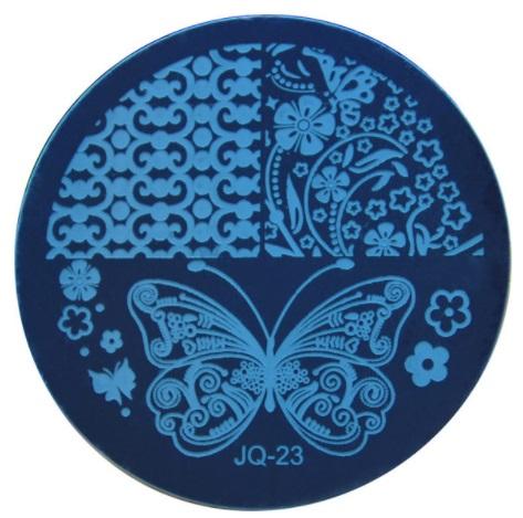 Placa de Carimbo C029