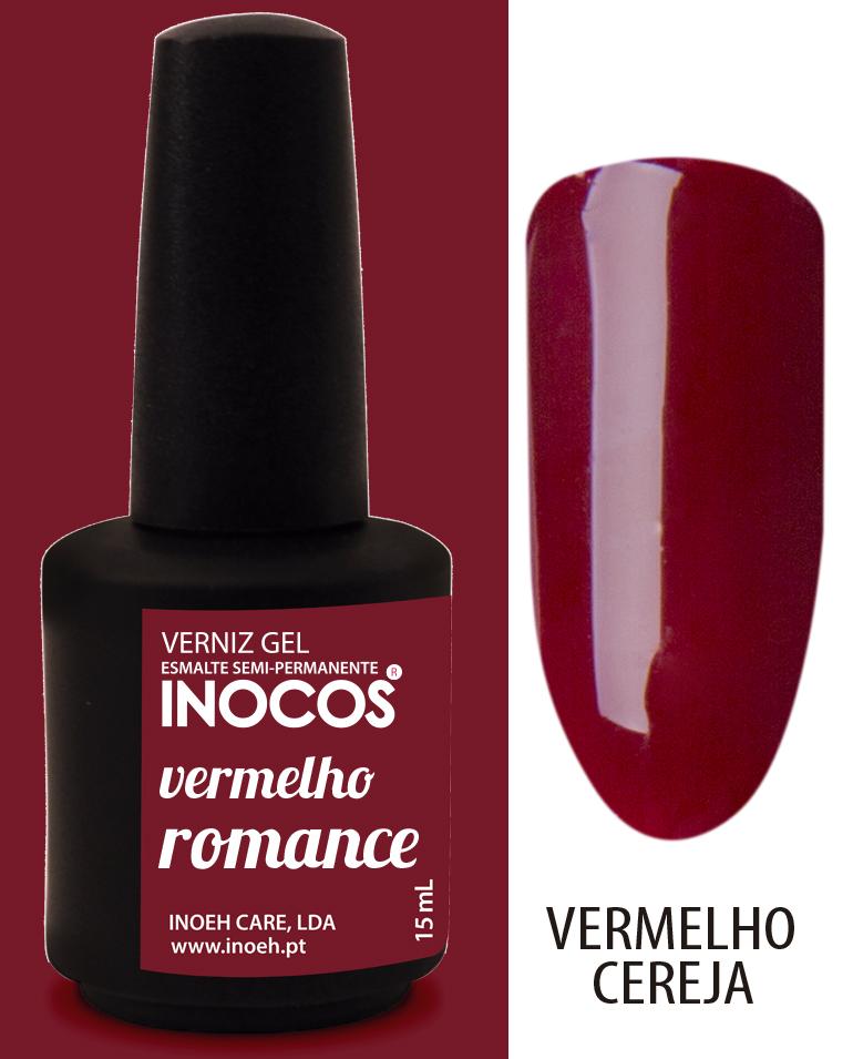 Verniz Gel Inocos - Vermelho Romance (20)