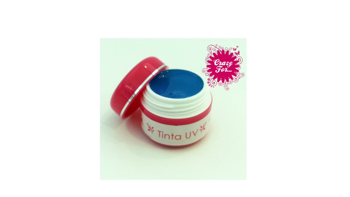 Tinta UV nº06 - Azul