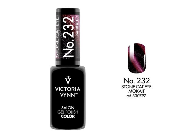 """Victoria Vynn Polish Gel """"Stone Cat Eye"""" - 232"""