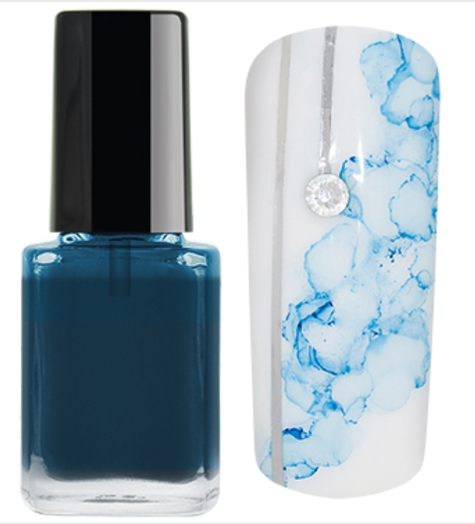 Nail Ink Crazy For... Azul