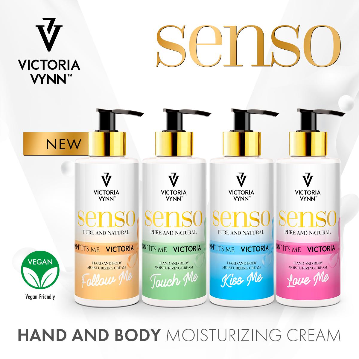 Victoria Vynn Pack 4 cremes Senso