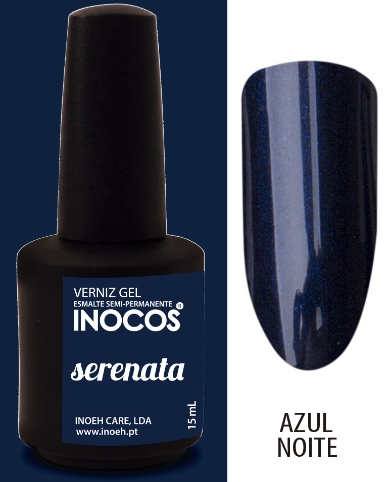 Verniz Gel Inocos - Serenata (34)