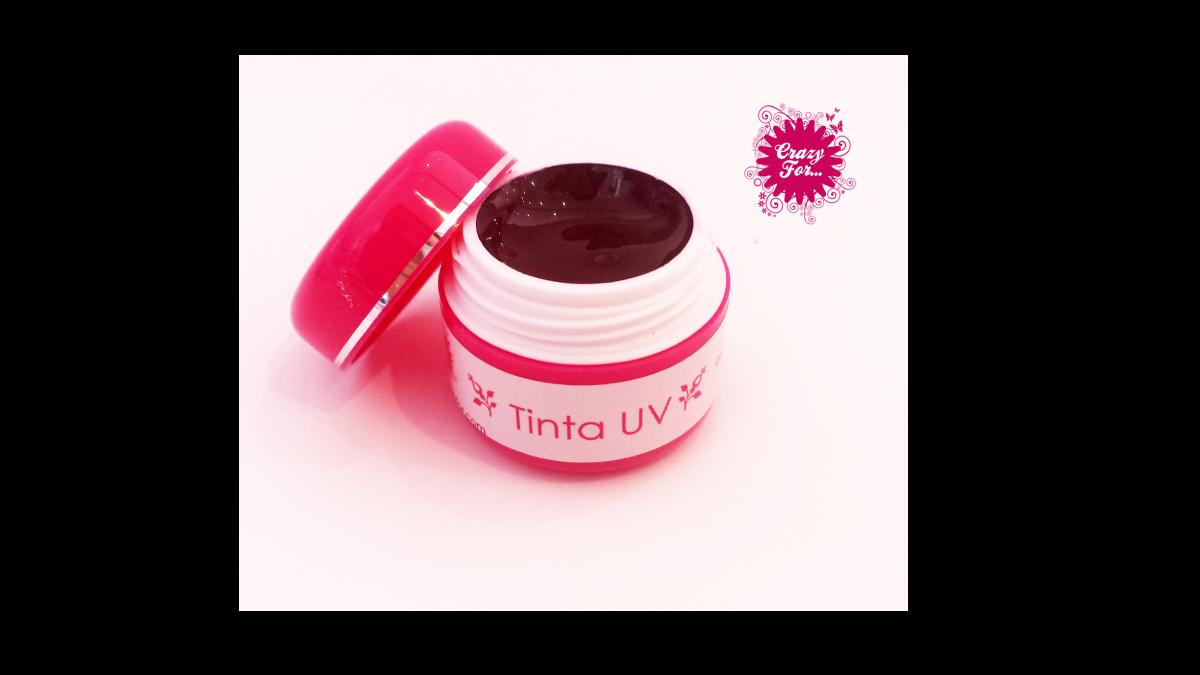 Tinta UV nº08 - Castanho