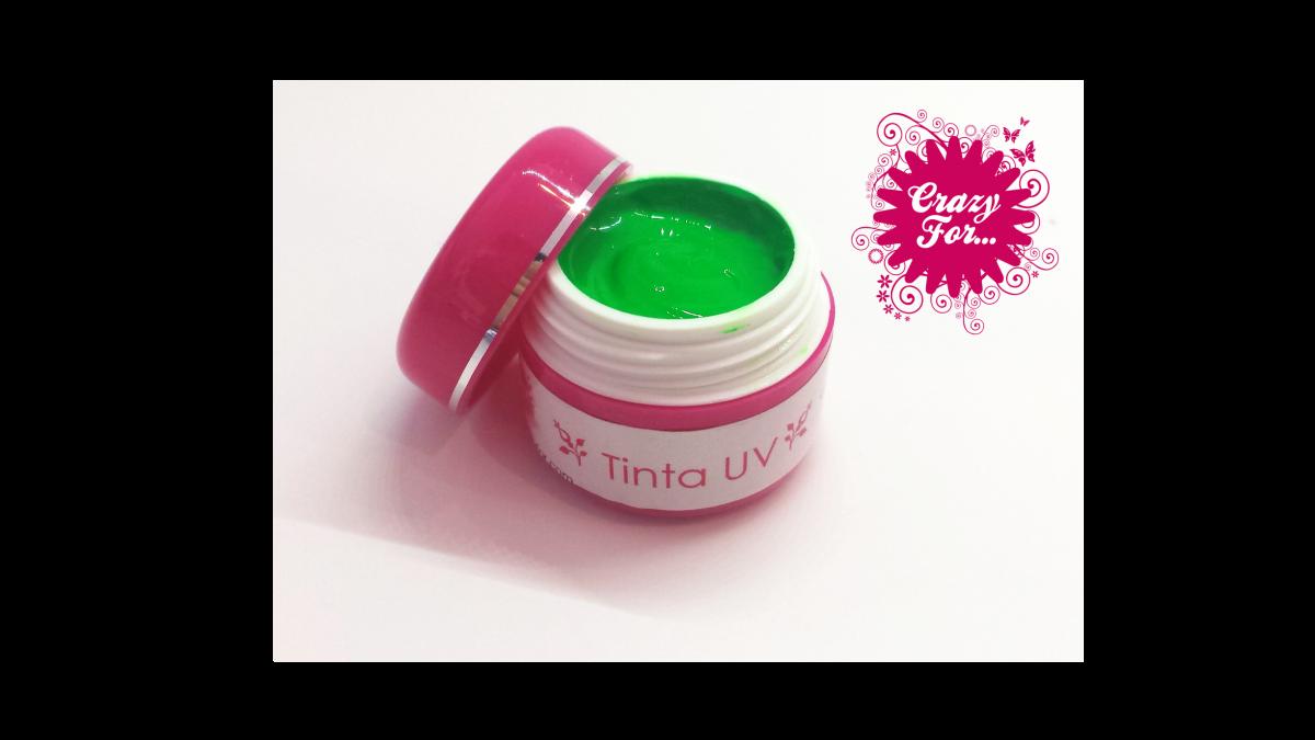 Tinta UV nº13 - Verde Neon