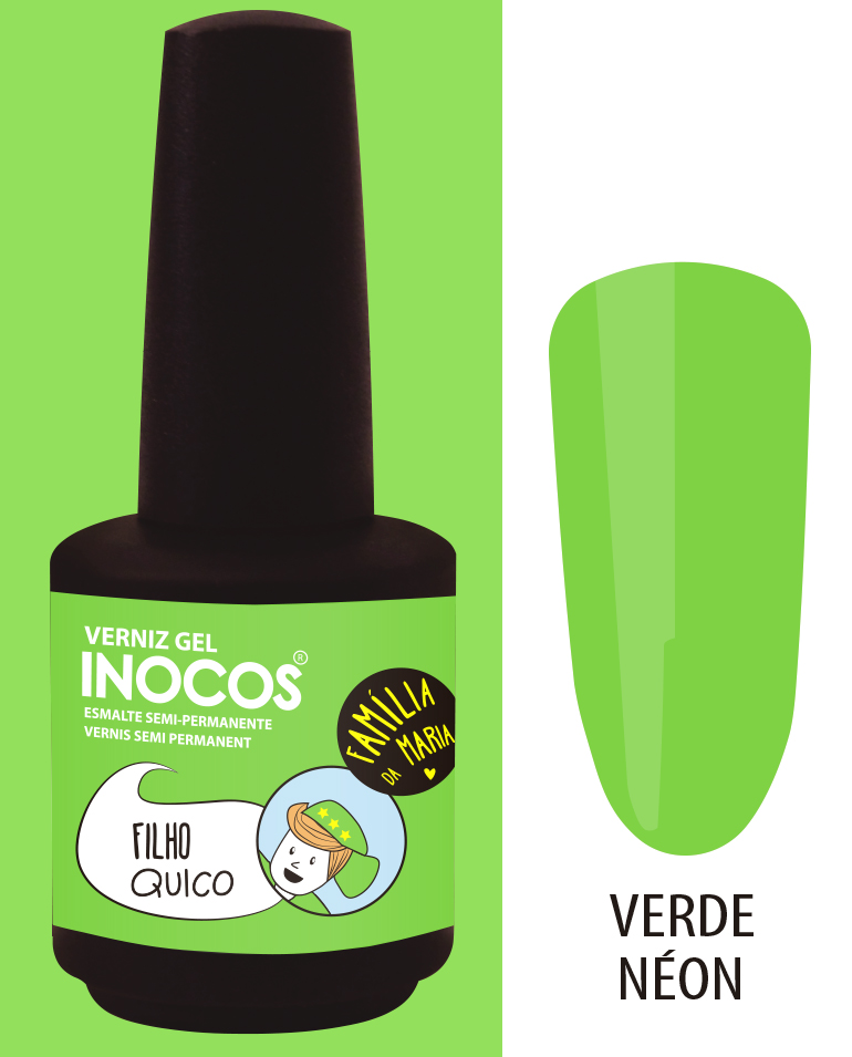 Verniz Gel Inocos - Filho Quico (143)