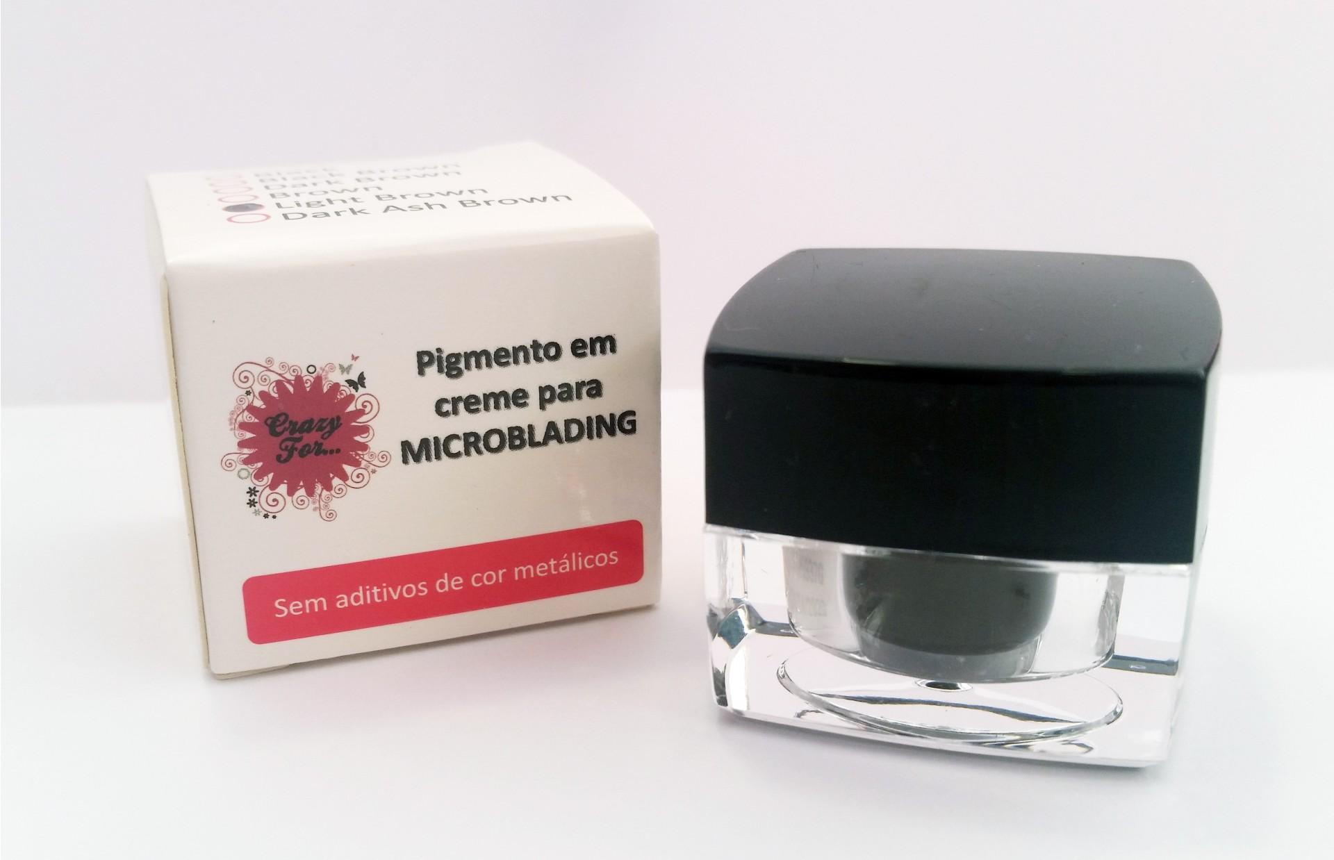 Pigmento para Microblading