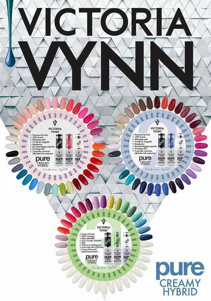 Pack Promocional Pure Creamy Hybrid Victoria Vynn 7+1