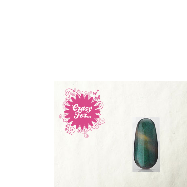 "Gel cor 393 ""Camaleão magnético"""